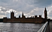 The House of Parliament in London